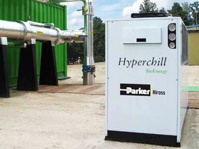 Refrigeratori per fluidi industriali