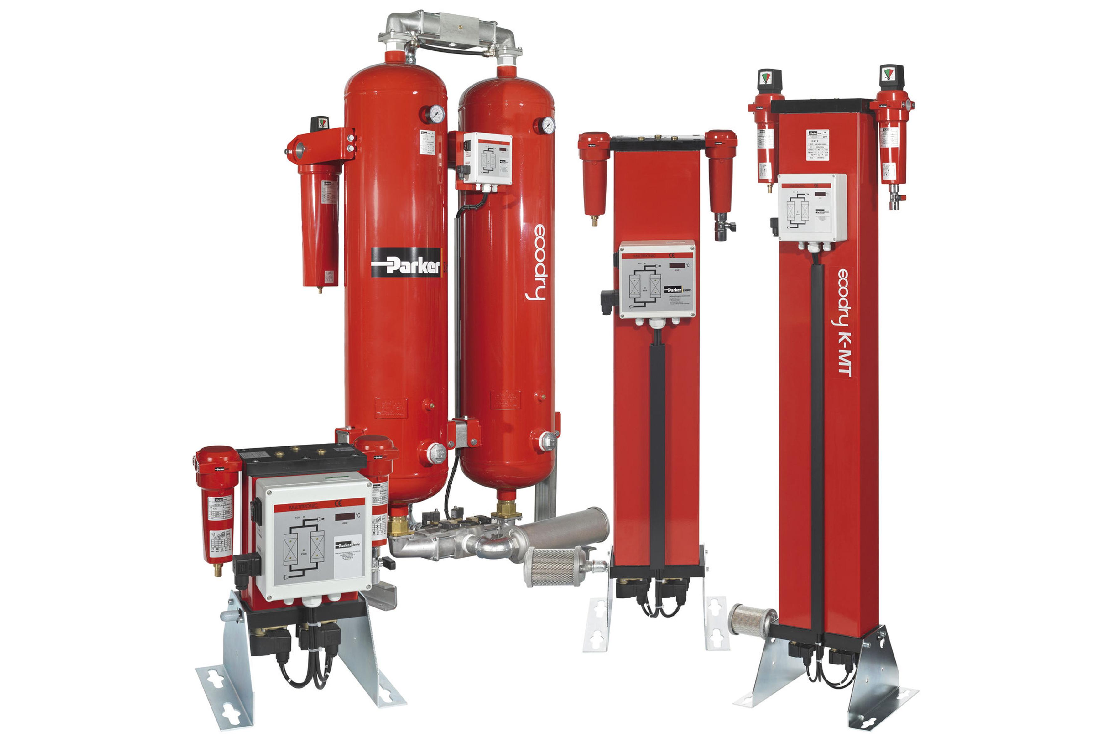 Essicatori ad assorbimento per aria e gas