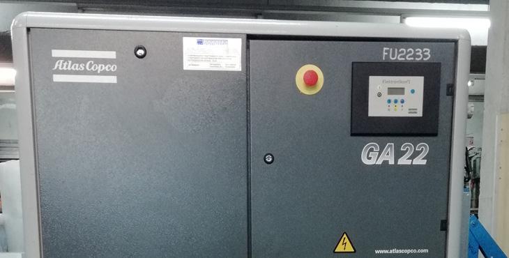 Compressore Atlas Copco GA 22 - 22kW