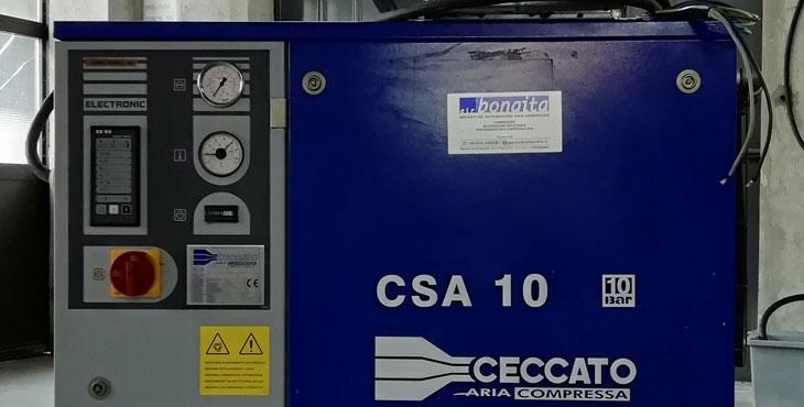 Compressore Ceccato CSA 10