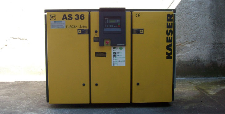 Compressore Kaeser AS 36 - 22 kW
