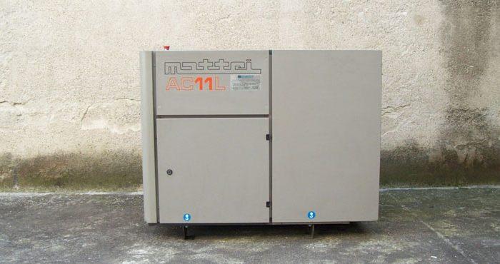 Compressore Mattei AC 11L