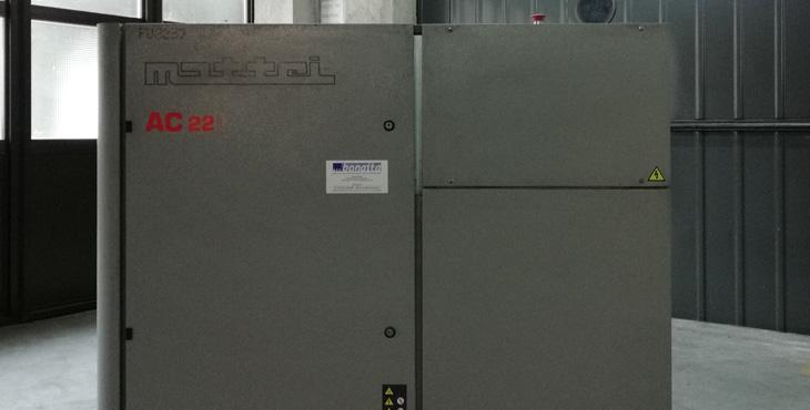 Compressore Mattei AC 22L - 7.5 kW