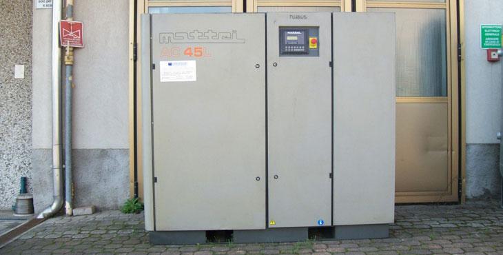 Compressore Mattei AC 45L