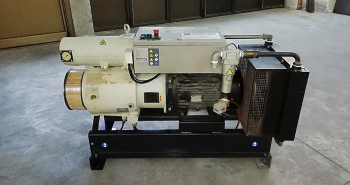 Compressore Mattei ERC 1022 H