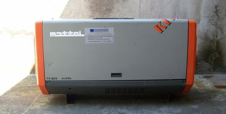 Compressore Mattei AC 515 H - 15kW