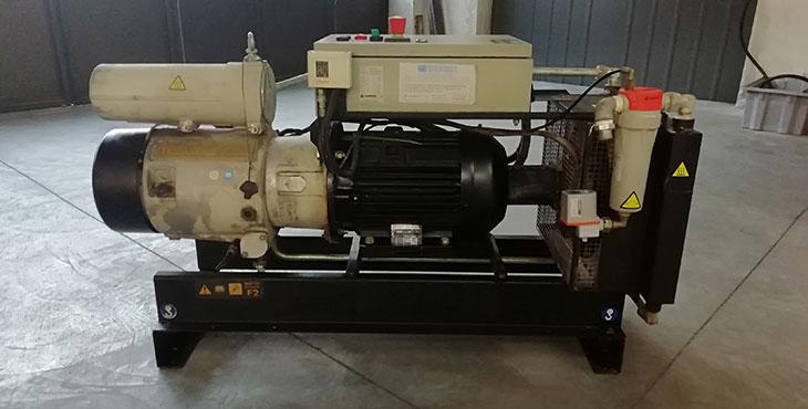Compressore Mattei ERC 7 H