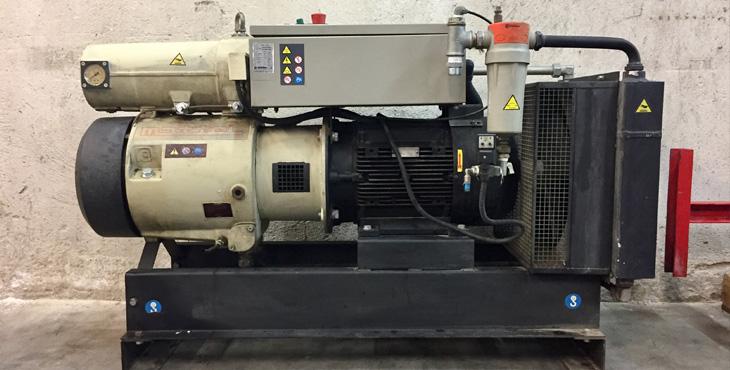Compressore Mattei 1022 L – 22 KW