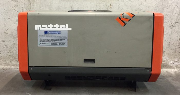 Compressore Mattei AC 505 H - 5.5kW