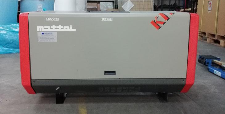 Compressore Mattei AC 507 L - 7.5kW