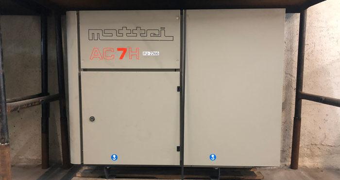 Compressore Mattei AC 7 H