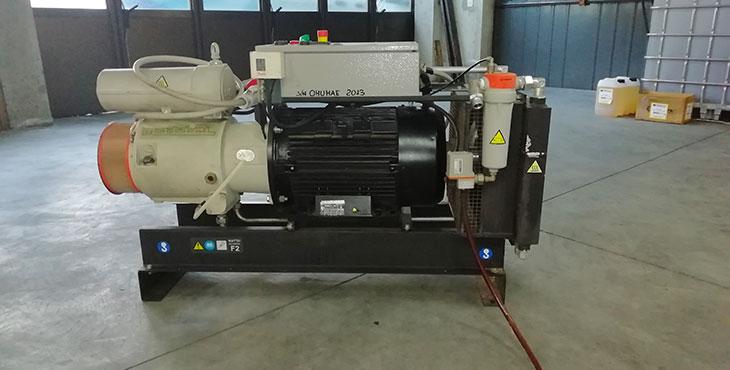 Compressore Mattei ERC 11 H – 11 KW