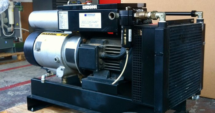Compressore Mattei ERC 44 – 7.5 KW