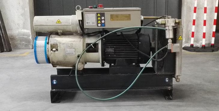 Compressore Mattei ERC 511 H