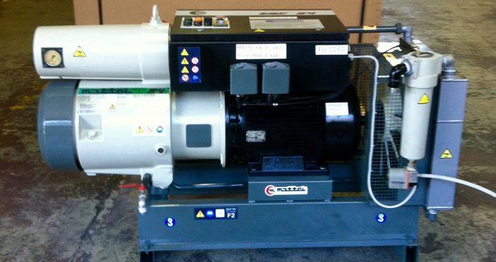 Compressore Mattei ERC 94 – 15 KW
