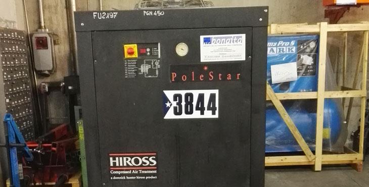Essiccatore Parker Hiross PGN 450