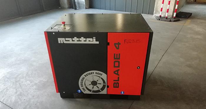 Compressore Mattei BLADE 4 H – 4 KW