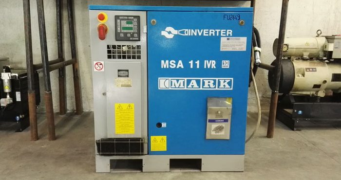Compressore Mark MSA 11 IVR – 11 KW