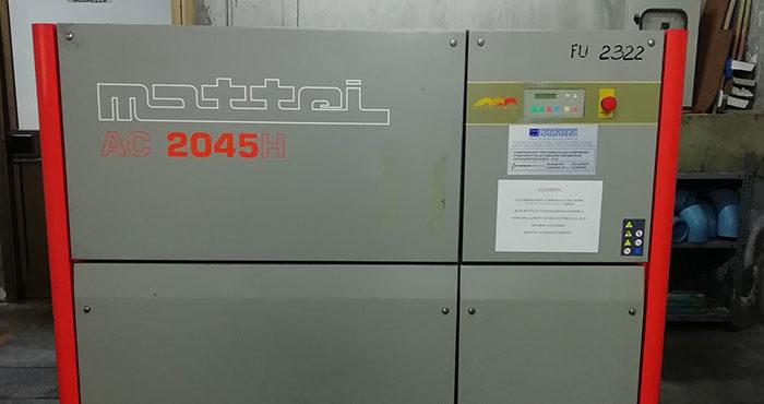 Compressore Mattei AC 2045 H 45 KW