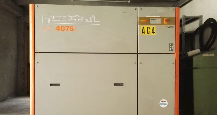 Compressore Mattei AC 4075 L – 75 KW