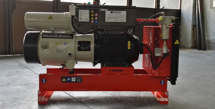 Compressore Mattei ERC 507 L – 7.5 KW
