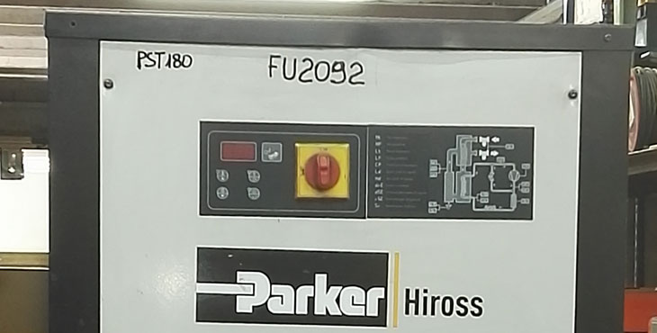 Essiccatore Parker Hiross PST 180