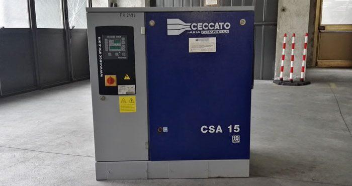Compressore Ceccato CSA 1510 G2 - 11 KW