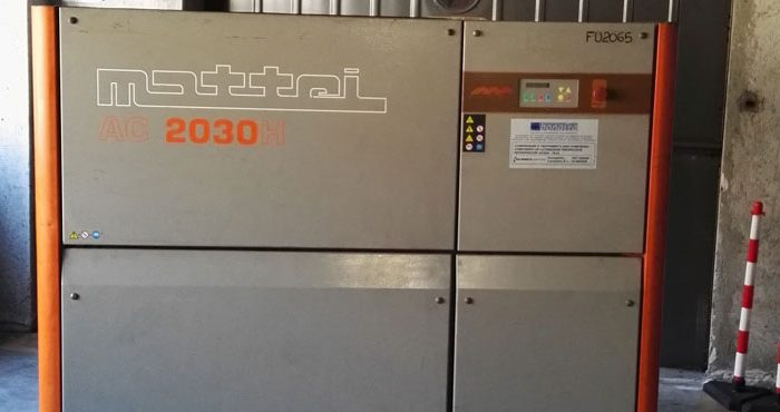 Compressore Mattei AC 2030 H