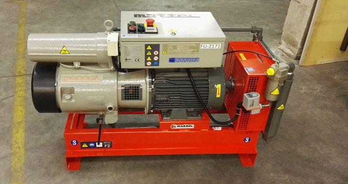 Compressore Mattei ERC 507 L - 7.5KW
