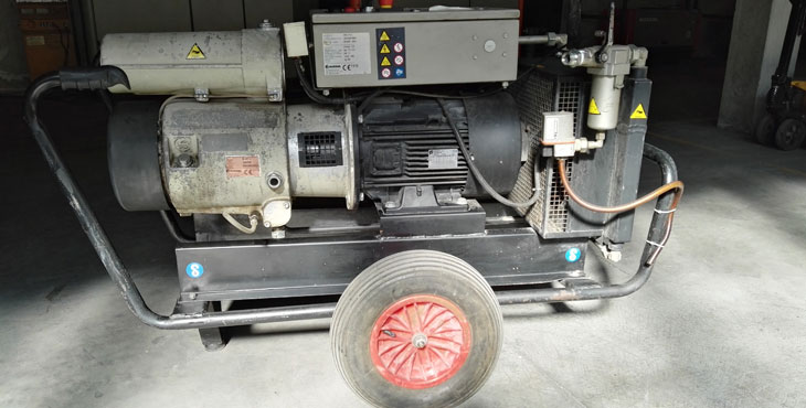 Compressore Mattei ETRA 511 L – 11 KW