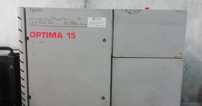 Compressore Mattei OPTIMA 15 – 15 KW