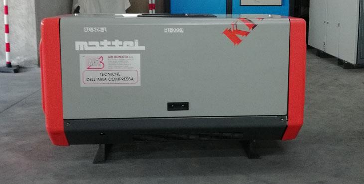 compressore mattei AC 505 L fu 2227