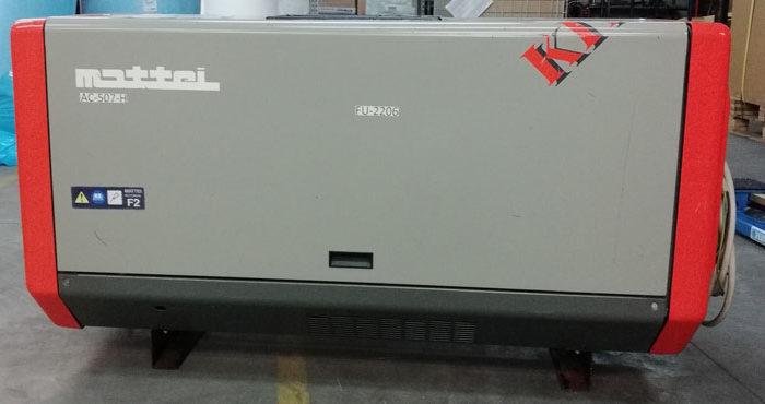 compressore mattei AC 507 H fu 2206
