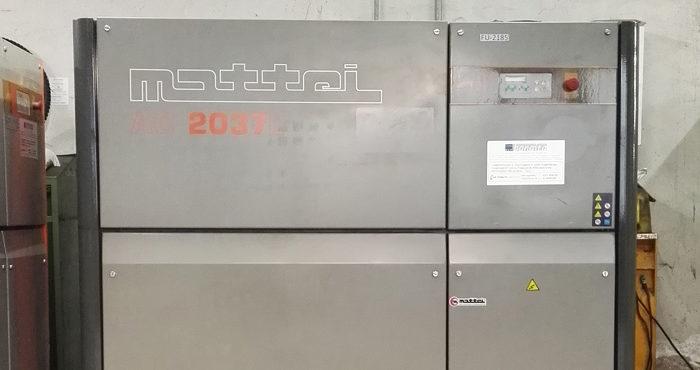 Compressore Mattei AC 2037 L – 37 KW