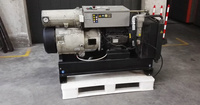 Compressore Mattei ERC 1018 H – 18.5 KW