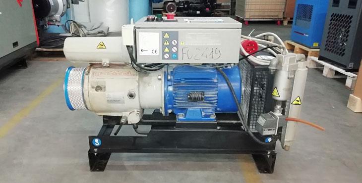 Compressore Mattei ERC 505 L