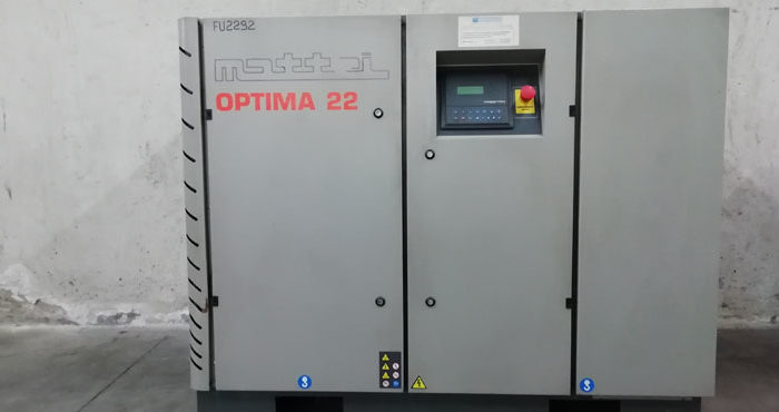 Compressore Mattei OPTIMA 22 – 22 KW