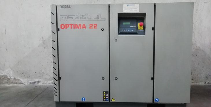Compressore Mattei OPTIMA 22 – 22 KW