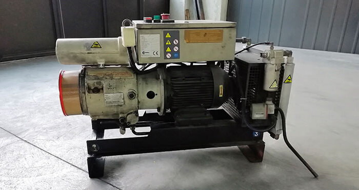 Compressore Mattei ERC 505 H