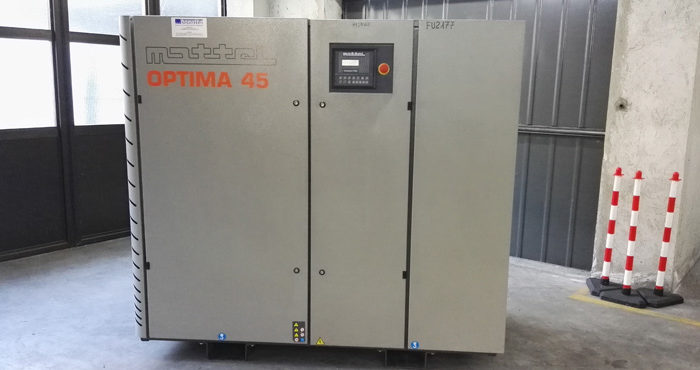 Compressore Mattei OPTIMA 45 – 45 KW