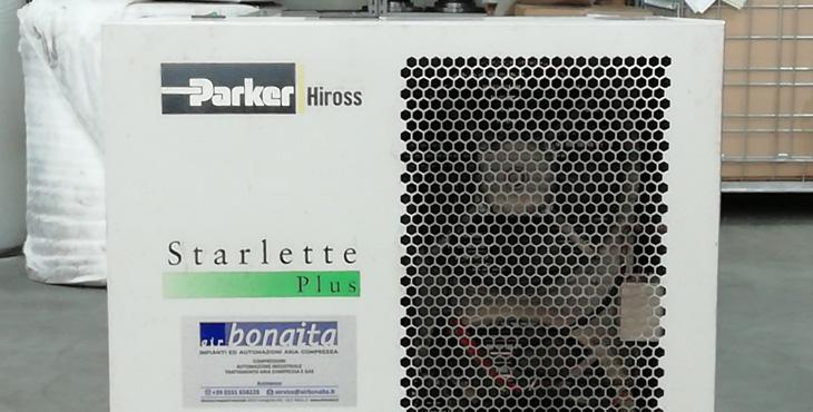 Essiccatore Parker Hiross SPL 040