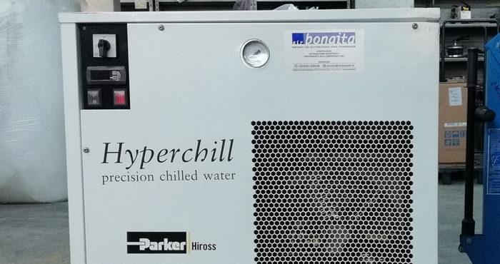 Refrigeratore Parker Hiross Hyperchill ICE 003