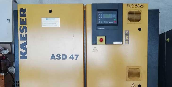 compressore kaeser ASD 47