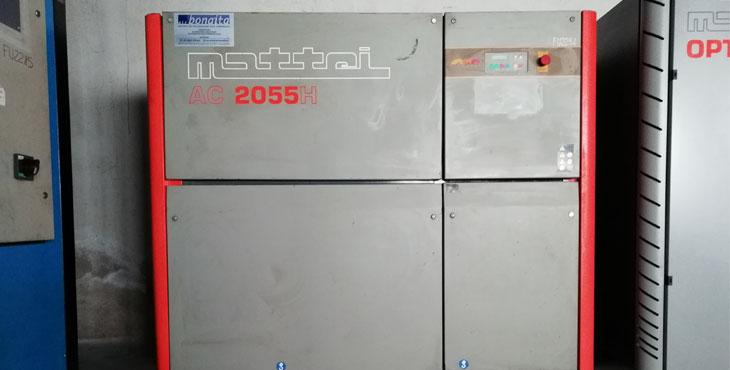 Compressore Mattei AC 2055 H – 55 KW