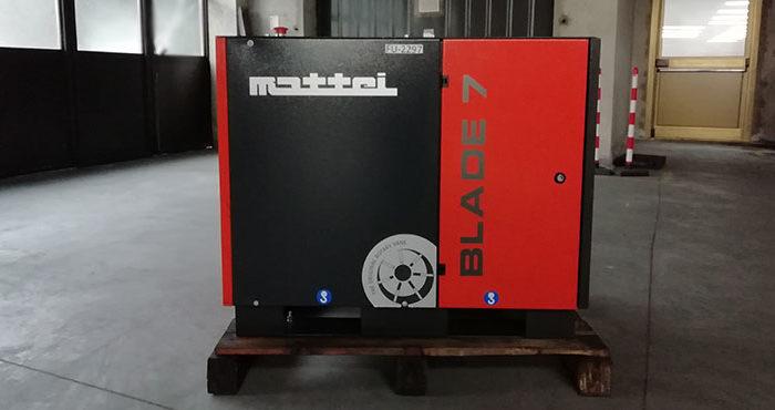 Compressore Mattei Blade 7H - 7.5KW