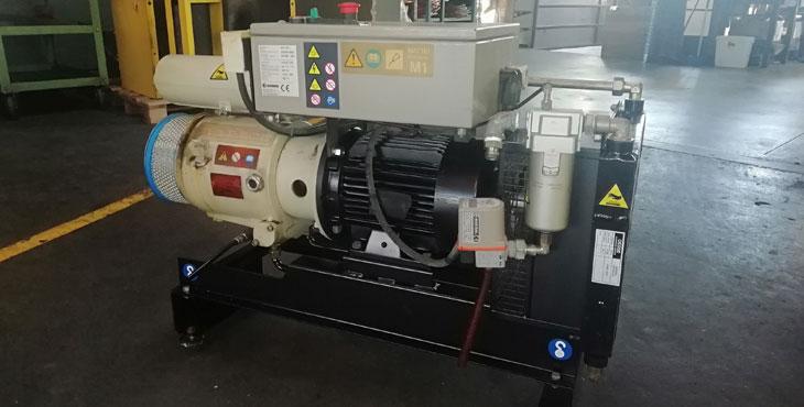 Compressore Mattei AC 507 H
