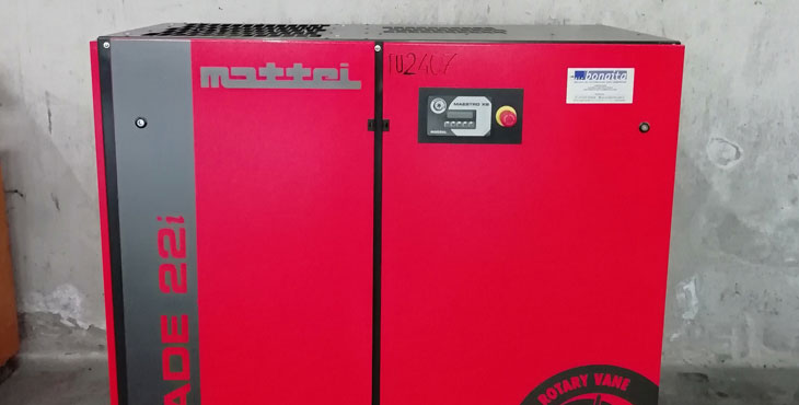 Compressore Mattei Blade 22 I - 22 KW