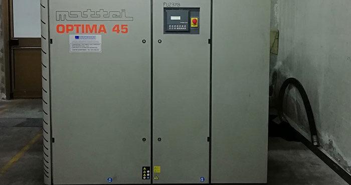 Compressore Mattei OPTIMA 45 – 45 KW