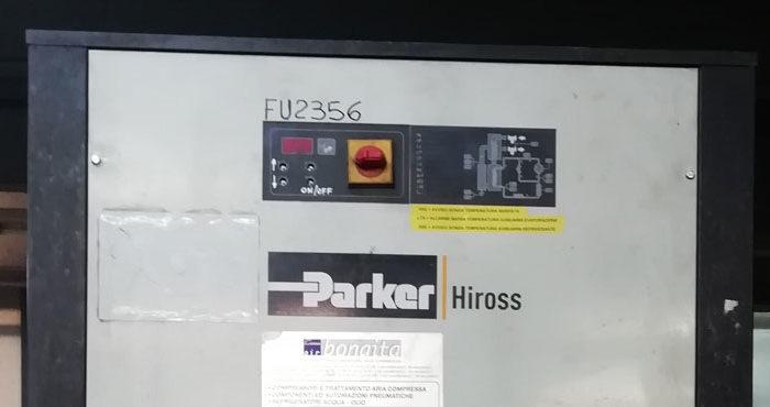Essiccatore Parker Hiross PST 900