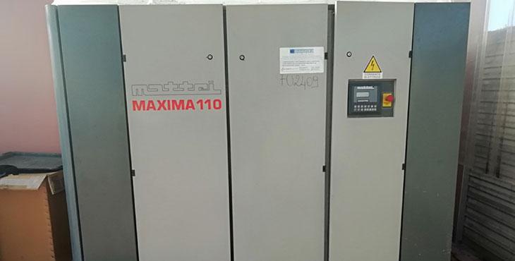 Compressore Mattei MAXIMA 110 – 110 KW